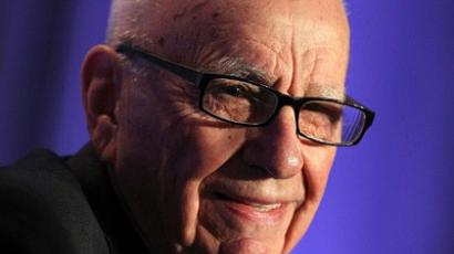 Rupert Murdoch (AFP Photo / Justin Sullivan)