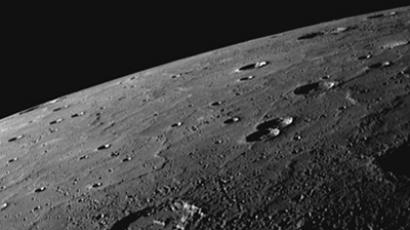 Mercury by the Messenger spacecraft (AFP Photo / NASA / Johns Hopkins University Applied Physics Laboratory / Carnegie Institution of Washington)