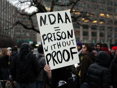 NDAA 2013: indefinite detention war rages on
