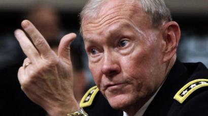 Joint Chiefs of Staff Gen. Martin Dempsey. (Reuters / Yuri Gripas)
