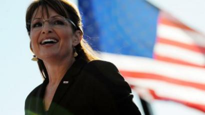 Sarah Palin (AFP Photo / Robin Beck)