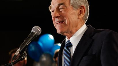Ron Paul (Reuters / Joshua Lott)