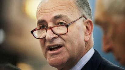 Charles Schumer (Spencer Platt / Getty Images / AFP)