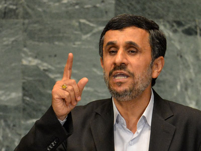 Ahmadinejad cameraman hands nuclear tapes to CIA, Israel's Debka reports