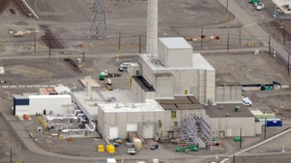 Hanford nuclear site, Washington state (AFP Photo / Mark Ralston)