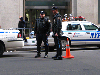 NYPD targeted Moroccans based on ethnicity
