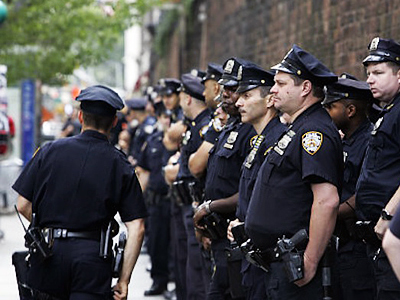 NYPD involved in online scandal again