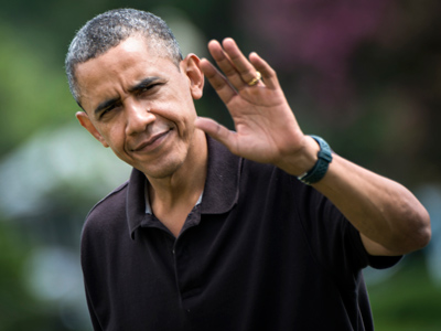 Barack Obama (AFP Photo / Brendan Smialowski)
