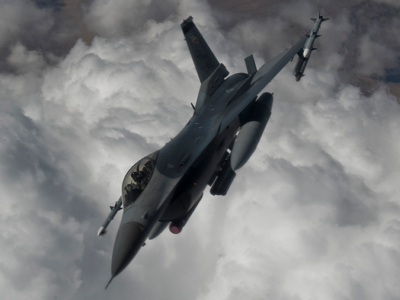 Obama approved F-16 fighter jets as gift to Egypt