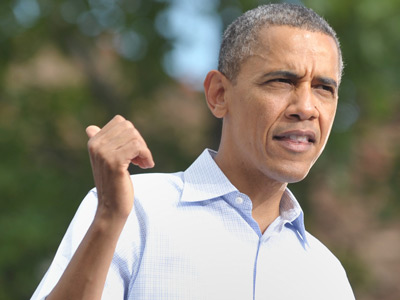 Obama promises to block Netanyahu's 'noise'