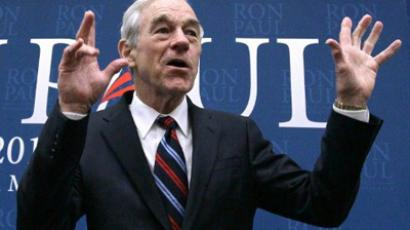 Army goes after Ron Paul-supporting soldier