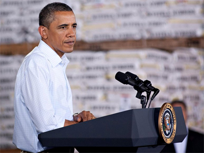 Majority of Americans disapprove of Obama