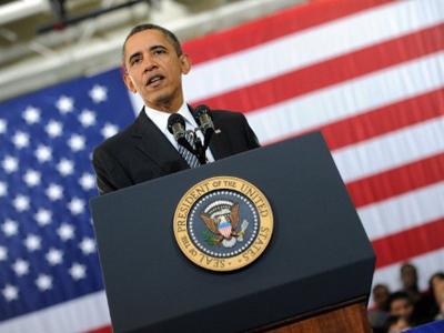 US President Barack Obama (AFP Photo / Jewel Samad)