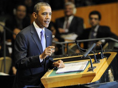 Obama urges UN to ignore Palestine