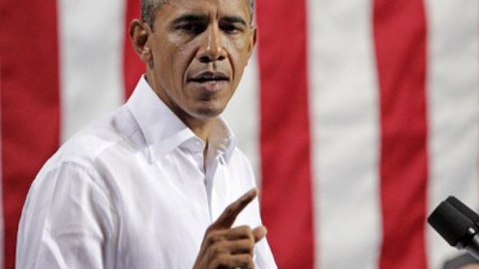 Obama Reveals His Post Presidential >> Obama is full of Wall Street money — RT America