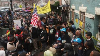 OWS marks 3-month anniversary in New York