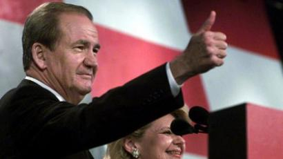 Pat Buchanan. (AFP Photo Scott Nelson)