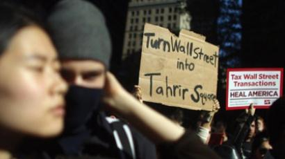 Immortal Technique speaks at Occupy Wall Street