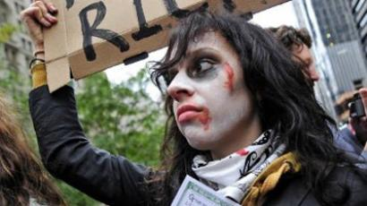 OWS 'Day of Action' to crush NY Stock Exchange