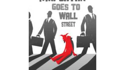 Image from Facebook page for musical  'Mr Satan Goes to Wall Street'. Youtube video courtesy of mrsatanwallst