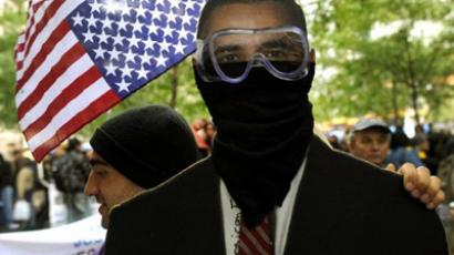 Occupy Wall Street plans march to Washington