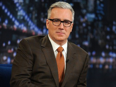 An Inconvenient Douche: Keith Olbermann doesn't need cocaine to be like Charlie Sheen