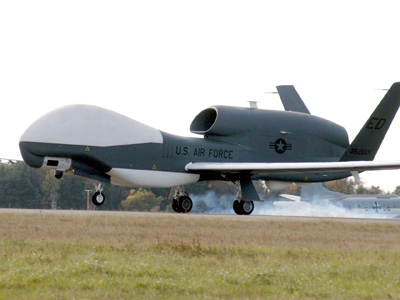 Pentagon officer gets restraining order against anti-drone activists