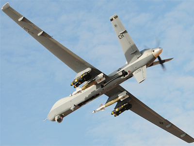 Pakistan army chief denounces US drone strike