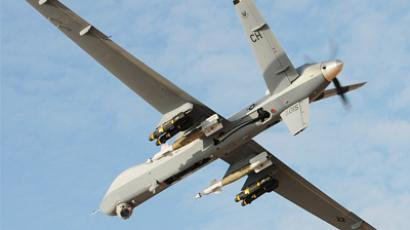 US drone strike kills dozens in Pakistan.
