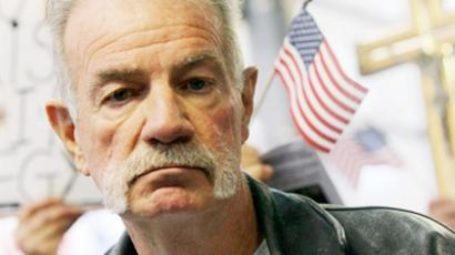 Controversial Florida pastor Terry Jones  (Mario Tama / Getty Images / AFP)