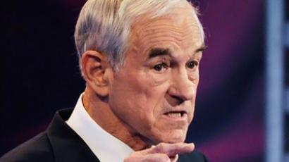 Ron Paul (Kevork Djansezian / Getty Images / AFP)