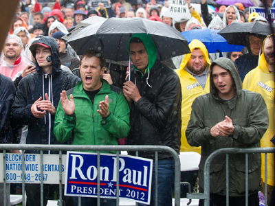 GOP establishment tries to prevent Ron Paul supporters from coming to Republican convention