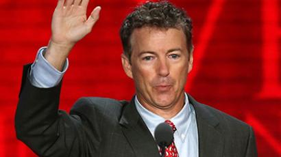 U.S. Sen. Rand Paul (R-KY). (AFP Photo / Mark Wilson)