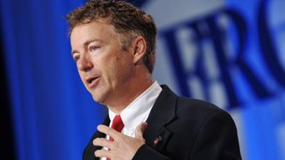 Rand Paul.(AFP Photo / Mandel Ngan)