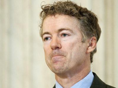 U.S. Senator Rand Paul. (Reuters / Jonathan Ernst)