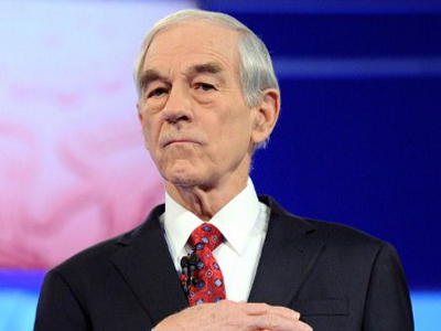 Republican presidential candidate, U.S. Rep. Ron Paul (AFP Photo / Ethan Miller)