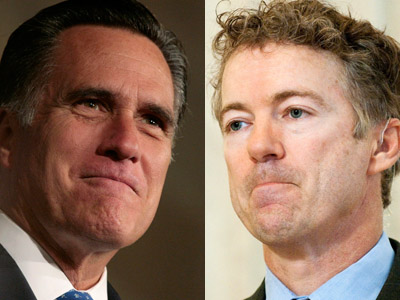 Romney-Paul ticket a reality?