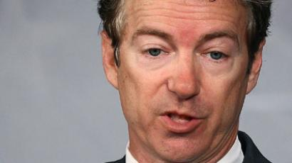 Sen. Rand Paul (Mark Wilson/Getty Images/AFP)