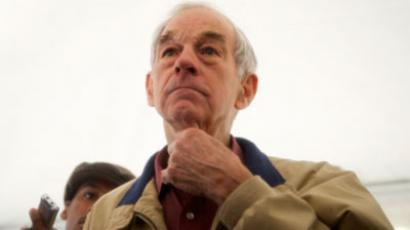 Congressman Ron Paul.(Reuters / Mark Makela)