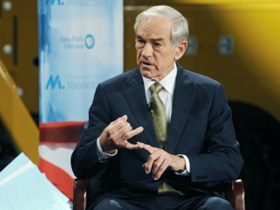 Ron Paul (Steve Pope / Getty Images / AFP)