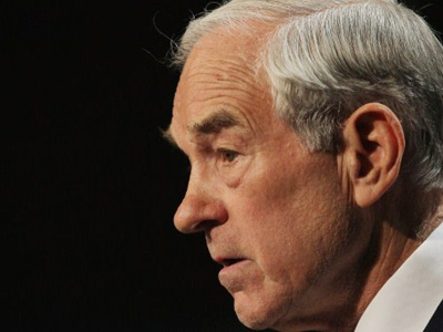 Ron Paul (Scott Olson / Getty Images / AFP)