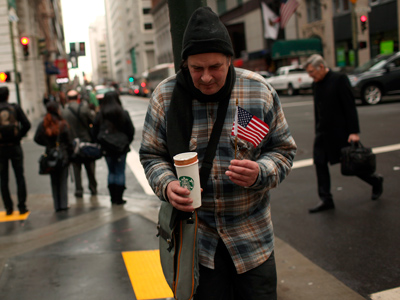 Paycheck-to-paycheck: US households barely getting by