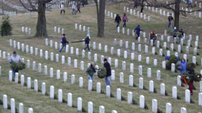 Photo from http://www.arlingtoncemetery.mil
