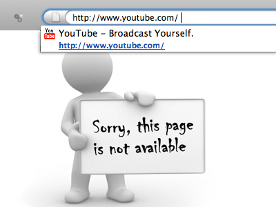Pentagon blocks YouTube, other video sites