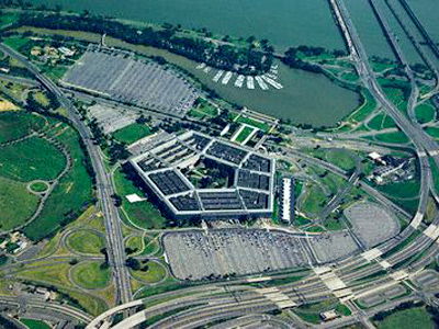 The Pentagon (Arlington, Virginia, USA)