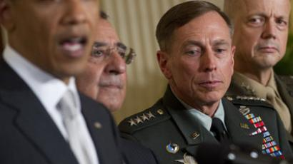 Petraeus could be court-martialed