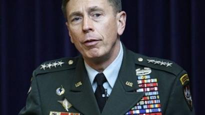U.S. General David Petraeus (AFP Photo / Getty Images)