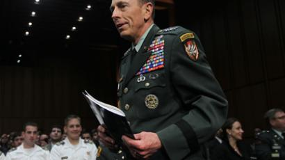 U.S. Gen. David Petraeus (AFP Photo / Alex Wong)