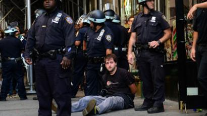 FBI classified information about OWS assassination plot