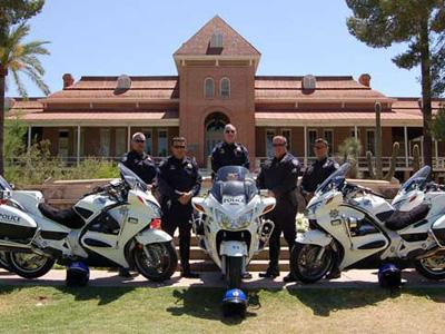 Nazi cop runs a police state in Arizona town